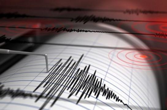 На северо-востоке Японии произошло землетрясение