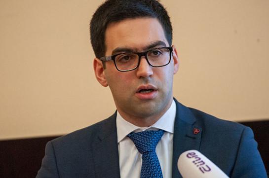 Никакая ответственность за ратификацию Стамбульской конвенции любым способом на меня не возложена – Рустам Бадасян