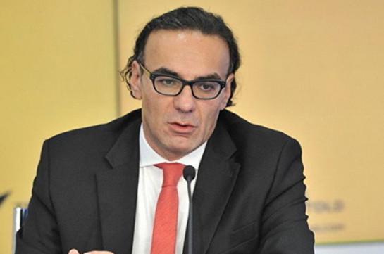 Арсен Гаспарян также освобожден от должности главного советника премьер-министра