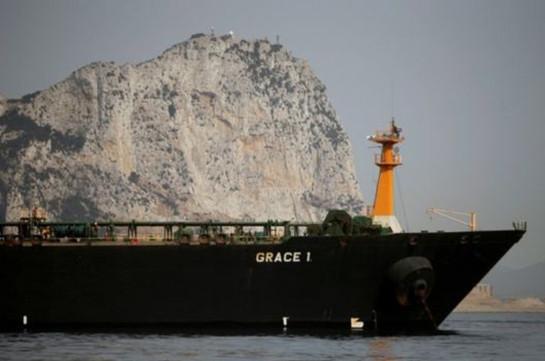 Iran oil tanker: Gibraltar orders release of Grace 1