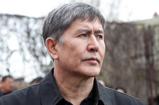 Kyrgyz court rules to keep ex-president in custody