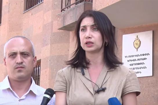 Мэр Еревана прячется под столом, а ответственность за проблемы берет на себя премьер – Сона Агекян