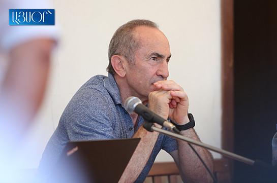 Քոչարյանի ու մյուսների քրեական գործը գտնվում է Վճռաբեկ դատարանում և առաջիկա օրերին կփոխանցվի առաջին ատյանի դատարան. Դեպարտամենտի ղեկավար