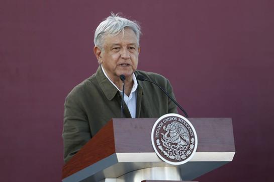 Մեքսիկայի նախագահը հանդես է եկել Էլ Պասոյի հրաձիգի մահապատժի դեմ