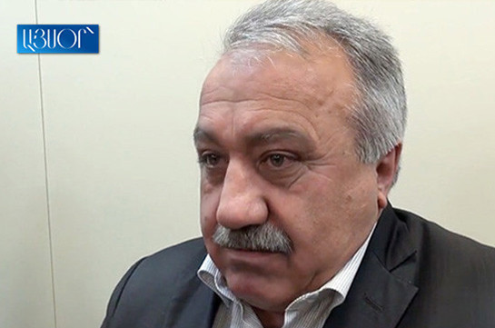 General of Armenian army to never give order to shoot at Armenian people: Sasun Mikayelyan about general Samvel Karapetyan