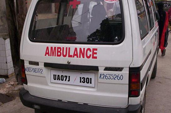 В Индии не менее 11 человек погибли в ДТП с автобусом