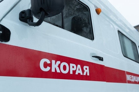 Armenian dies in a traffic accident in Russia's Novosibirsk
