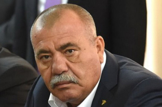 Ex-lawmaker of the Republican party Manvel Grigoryan will remain in custody