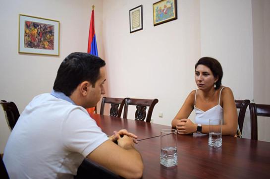Հայ շախմատիստուհին հնարավորություն չի ունեցել մասնակցելու միջազգային մրցաշարին. Ադրբեջանական կողմը ճնշում է գործադրել. Մխիթար Հայրապետյանը նամակ է ուղղել ՖԻԴԵ