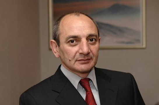 Artsakh President congratulates His Holiness Garegin II on birthday