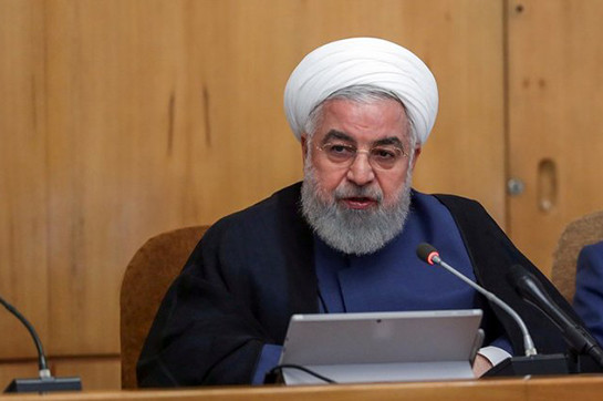 Iran president: global waterways won't be at the same time as careful but Iran grease exports bring to a halt headed for nil