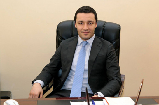 Acting rector of Armenia's State University of Economics quits
