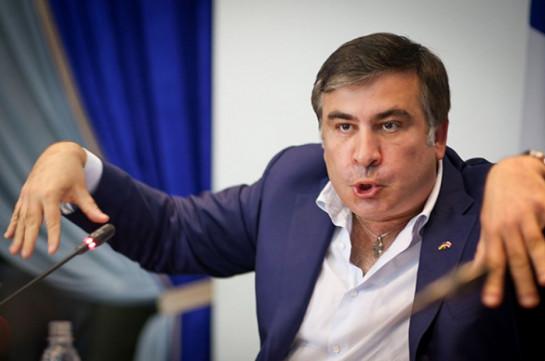 Неуемный Мишико. Почему вдруг Саакашвили «озаботился» вопросом принадлежности Арцаха?