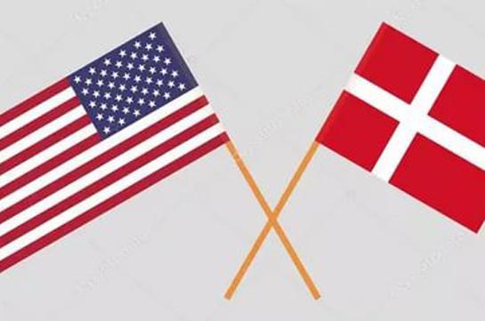 Главы МИД США и Дании обсудили вопрос Гренландии