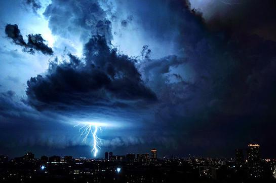В польских Татрах погибли пять человек от ударов молнии