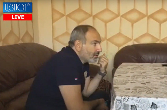 В субботу состоится онлайн-совещание по вопросу Амулсара с экспертами ливанской компании Elard – Никол Пашинян