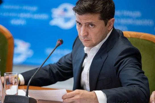 Զելենսկի. Կիևը կոշտ դիրքորոշում ունի Ղրիմի հարցում, այդ տարածքը պետք է  վերադարձվի Ուկրաինային