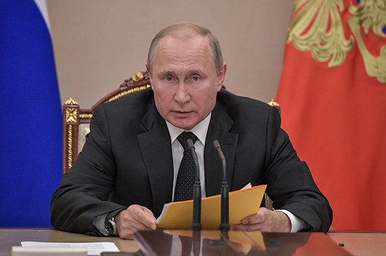 Putin hands down orders to work on symmetric response to US new cruise missile's test