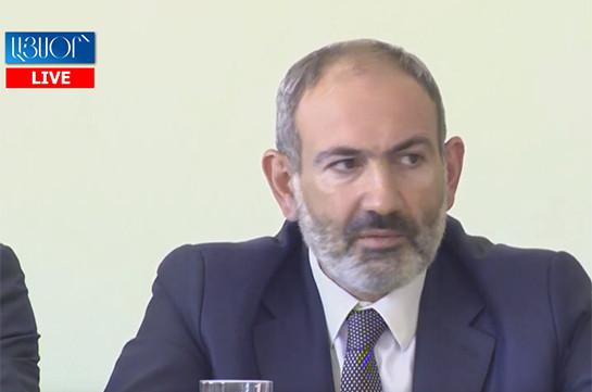 Нужно способствовать тому, чтобы ВПК стал конкурентоспособным как на внешнем, так и внутреннем рынке – Никол Пашинян
