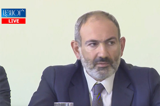 Armenia's military-industrial district be required to allocate bloodthirsty products: Armenia's PM