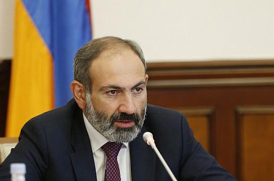 Economic activeness index for July reaches 8,1%: Nikol Pashinyan