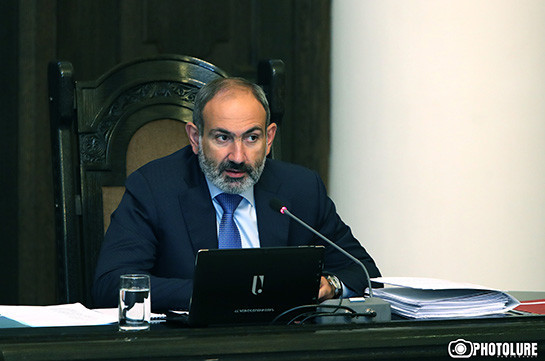 Inventory of military-industrial products to be implemented: Armenia's PM