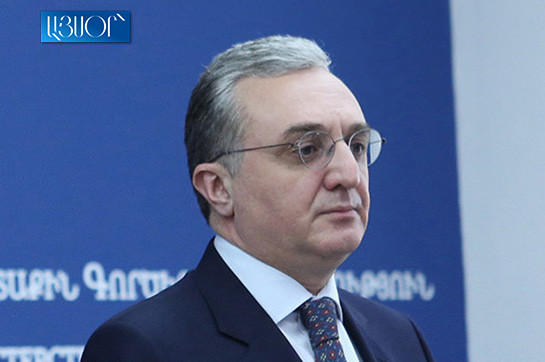 Not denial bar air of sovereignty: Armenia's FM arrange PM's assessment not en route for contribute appear in cost-effective debate appear in Poland