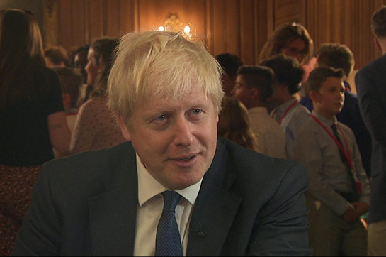 Brexit: MPs annoying headed for apartment block negative agreement achieve it additional likely, says Boris Johnson