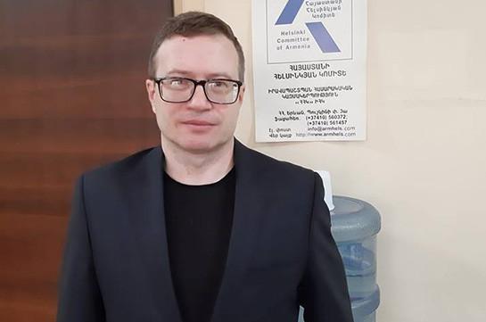 Հայաստանը փախստական կարգավիճակ է տրամադրել ՌԴ քաղաքացուն, ով քաղաքական հետապնդումների էր ենթարկվում