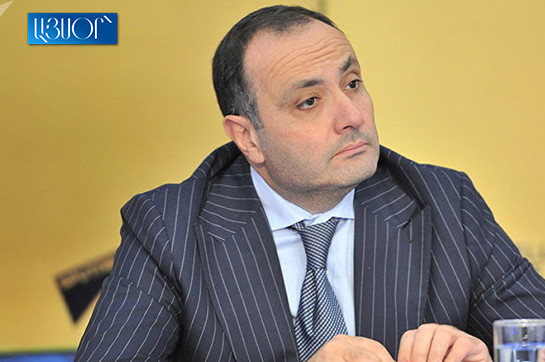 No final decision on extradition of Mihran Poghosyan yet: ambassador