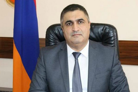 Vice-chairman of Investigative Committee Samvel Avetisyan resigns
