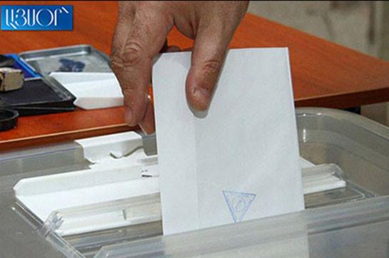 Artsakh prepares designed for community elections