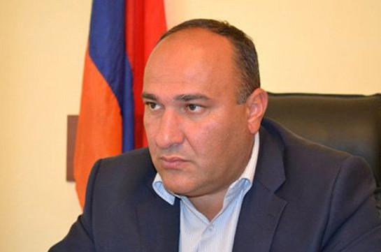 Ijevan community head steps down
