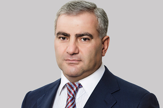 Association of Armenian Entrepreneurs to boost trade-economic ties between Armenia and Russia: Samvel Karapetyan