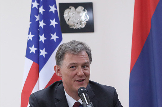 USA wants to see powerful and successful Armenia: George Kent