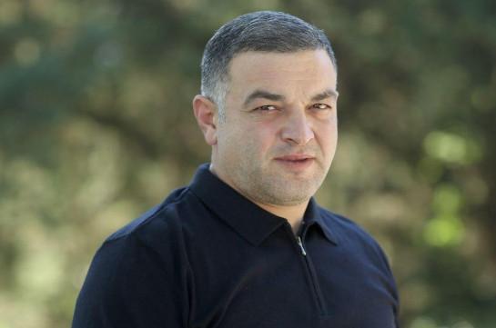 Նախնական տվյալներով՝ Ստեփանակերտի քաղաքապետ է ընտրվել Դավիթ Սարգսյանը (Տեսանյութ)