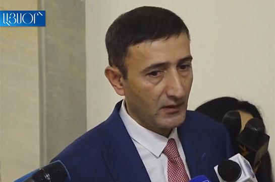 Не нужно препятствовать работам по эксплуатации Амулсарского рудника – Бабкен Тунян