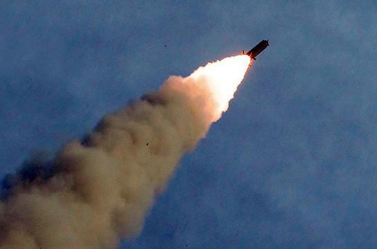 Северная Корея вновь запустила неопознанные снаряды