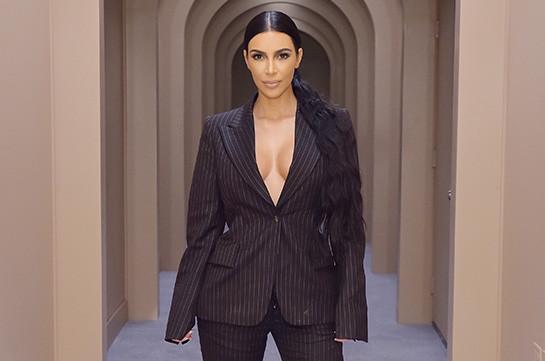 Ким Кардашьян-Уэст посетит Армению для участия в «WCIT 2019»