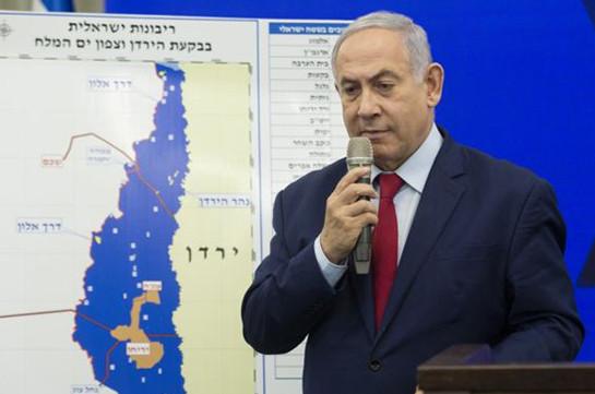 Arab nations condemn Netanyahu's West Bank annexation plan