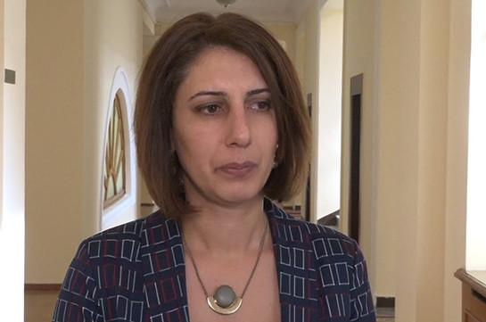 В данный момент оснований для внеочередных выборов нет – Софья Овсепян