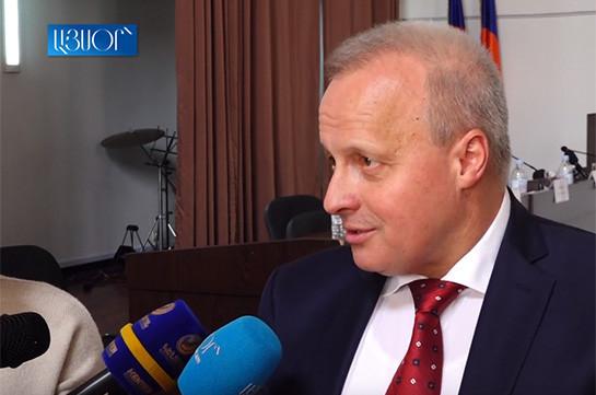 Amulsar issue Armenia's domestic affair: Russia's ambassador