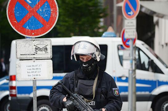 В Германии обыскали квартиры подозреваемых в связях с террористами