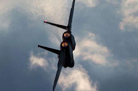 ВВС Израиля нанесли удары по военной базе ХАМАС в секторе Газа
