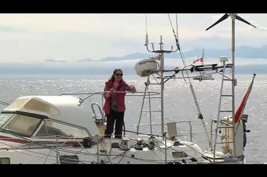 И старейшим покоряются моря! (Видео)