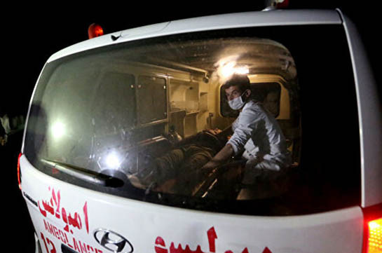 При взрыве около базы в Кабуле погибли четыре бойца спецназа
