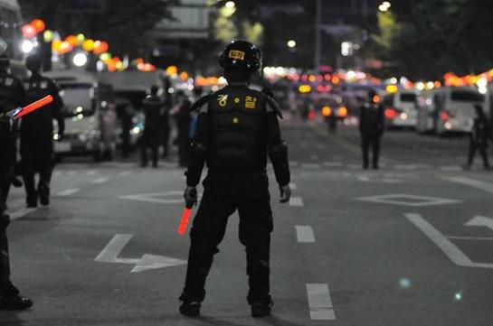 Полиция Гонконга запретила проведение антиправительственного митинга 15 сентября
