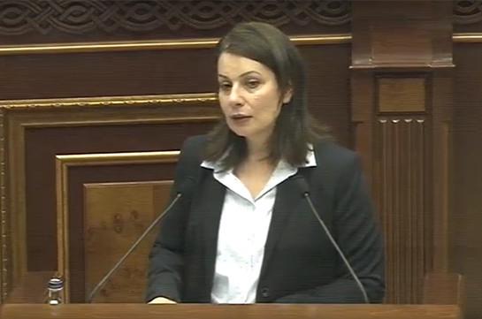 Асмик Каграманян избрана членом правления Центробанка