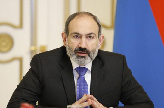 Новые зарегистрированные работники за этот период заплатили более 6 млрд драмов подоходного налога – Никол Пашинян