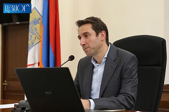 Yerevan mayor Hayk Marutyan en route for be summoned en route for countrywide building